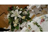 Wedding decorators labourers and florist job available part time weekends