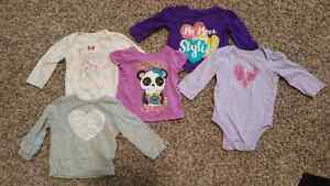 BABY GIRL 6-9 Months Old Clothes.