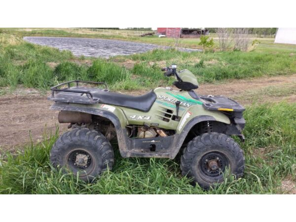 Used 2000 Polaris Sportsman