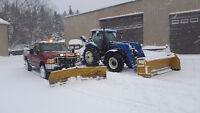 Snowplowing /snow blowing