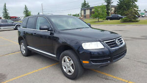 2004 Volkswagen Touareg Low kms SUV, Crossover