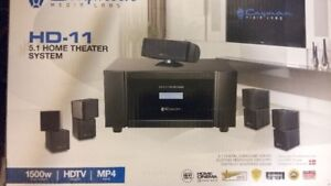 NEW! Complete Home Theatre System
