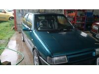 Fiat uno turbo swap for recovery truck