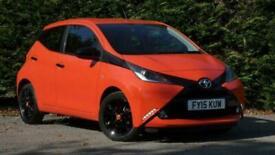 image for 2015 Toyota AYGO 1.0 VVT-i X-Cite 5dr x-shift HATCHBACK Petrol Automatic