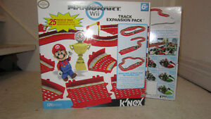 NEW Nintendo Mario Kart Wii Track Pack - 2 sets+cars $15 for all