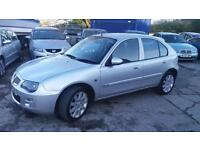 2005 Rover 25 1.6 CVT GXi auto low miles leather trim
