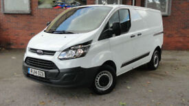 2014 Ford Transit Custom 2.2TDCi ( 100PS ) ECOnetic 270 L1H2 EXCELLENT CONDITION