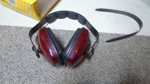 New Bilsom Comfort Ear Muffs Noise Reduction Made in USA