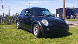 2003 MINI Mini Cooper Coupe (2 door)