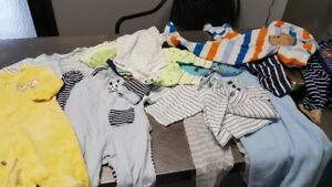 Baby clothes (gently used)