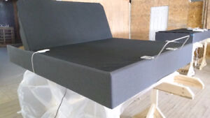 bases de lits électrique Tête ajustables
