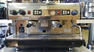 Cheap Second Hand 2 Group Sanmarino Commercial Coffee Machine Roselands Canterbury Area Preview