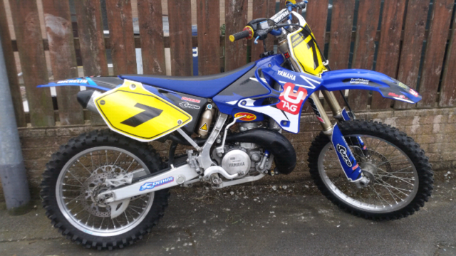 Yz 250 2 stroke | in Lurgan, County Armagh | Gumtree