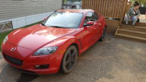 2004 Mazda RX8 OBO