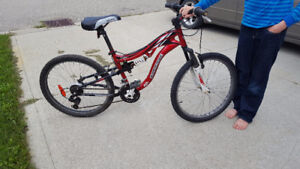 Mercalli SuperCycle MTB - Large Kid or Small Adult