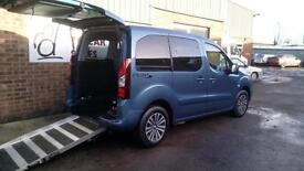 2013 Peugeot Partner Tepee Diesel Wheelchair Car Disabled Accessible Vehicle