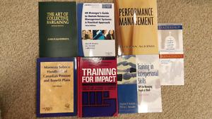 Human Resources Management Books