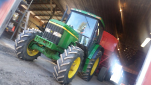 John Deere 6110 LOW HOURS