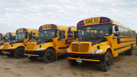 School Bus Drivers Wanted