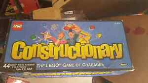 Constructionary Lego Game