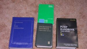 Engineering Reference Hand Books