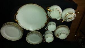 Limoge Tea Set