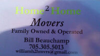HOME 2 HOME MOVERS..THE GREATEST LITTLE COMPANY