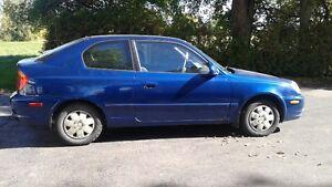 2006 Hyundai Accent Coupé (2 portes) West Island Greater Montréal image 1