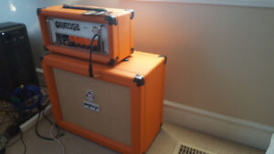Orange Or15 amp head and PPC112 Cabinet