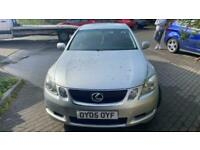 Lexus GS300 starts and drives abs light on 128k spares or repairs