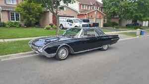 1962 FORD THUNDERBIRD REDUCED PRICED !!!!!