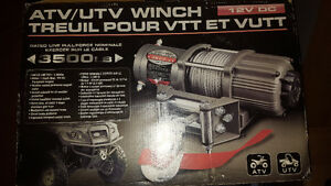 Winch 3500 lbs treuil