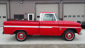 1964 C10 SHORT BOX CHEV SOUTHERN FROM TENNESSEE