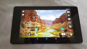 "Tablet ASUS Google Nexus 7"" Quad Core 32GB."