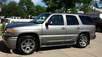 GMC DENALI, FULLY LOADED AND IN GREAT SHAPE!!