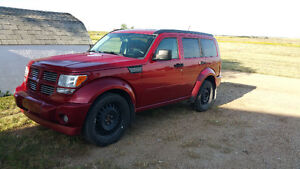 2008 Dodge Nitro Hatchback