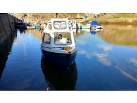 Orkney 440 with 20hp honda 4 stroke engine