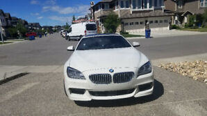 2015 BMW 650 I X-drive M package (4door) fro sale by owner