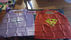 Capes and mask superhero