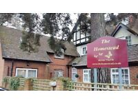 Care Assistant for Residential Care Home in Crowthorne