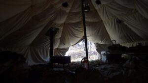 10 Man Arctic tent. Canadian Military.
