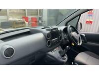 2018 Citroen Berlingo 1.6 BlueHDi 850 Enterprise L1 5dr Panel Van Diesel Manual