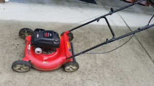 MTD 4.0 HP Mower with Bagger