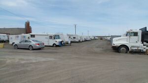 Storage For Rent RV Trailsers Boats Cars Motorhomes in Regina