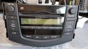 Radio Rav4 2011 (2009-2012)