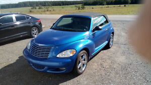 Convertible pt cruiser Gt 2.4 turbo