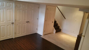 2 LEVELS FIRST FLOOR PLUS BASEMENT APARTMENT FOR RENT IN AJAX