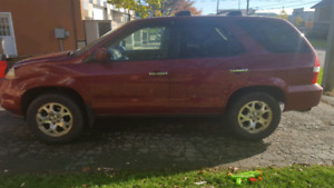2002 acura MDX - 7 seater. Negotiable on price