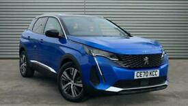 image for 2020 Peugeot 3008 SUV 1.2 PureTech Allure Premium EAT (s/s) 5dr Auto SUV Petrol