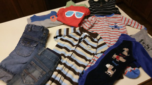 3 to 6 Months Boys clothes..EXCELLENT CONDITION